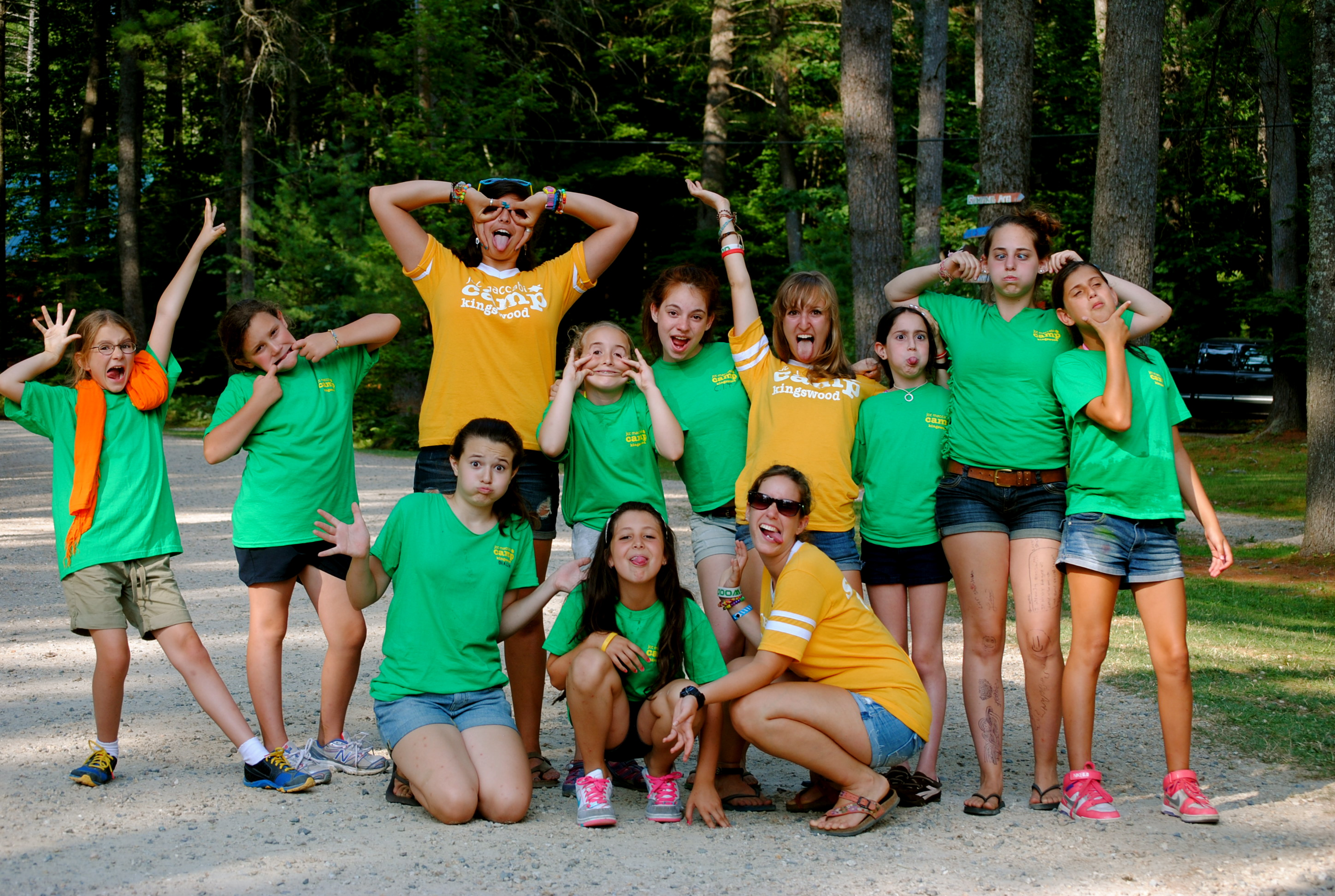 Jcc Camp Kingswood A Place To Be Active A Place To Make Life Long Friends A Place To Build