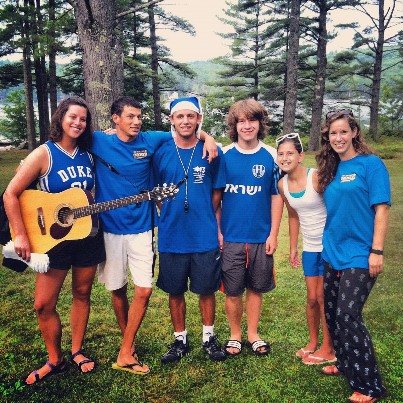 Israel Day! | JCC Camp Kingswood |Camp Kingswood